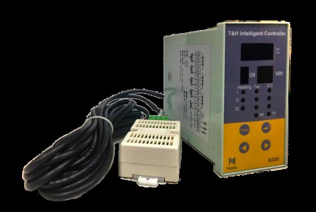 配電盤分隔室溫濕度監控裝置(SCTHD) 1