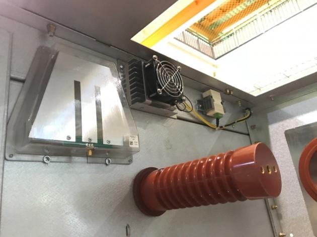 配電盤分隔室溫濕度監控裝置(SCTHD) 5