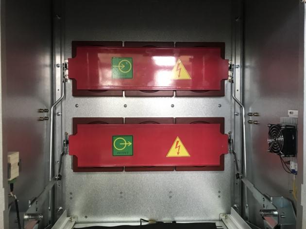 配電盤分隔室溫濕度監控裝置(SCTHD) 4
